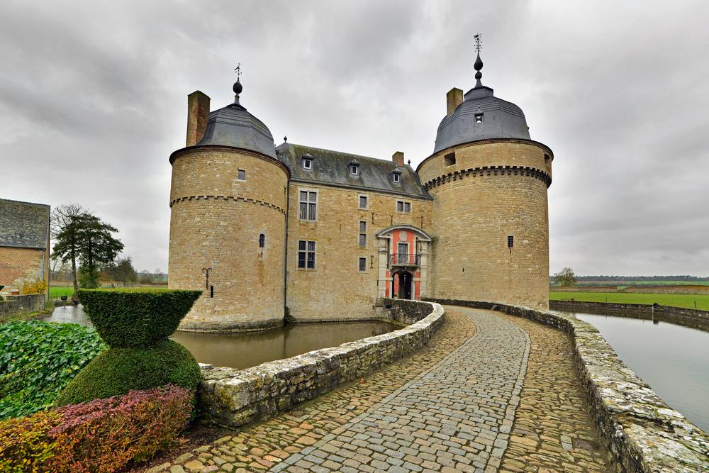 Belgique : s'amuser autrement dans une époque ancienne